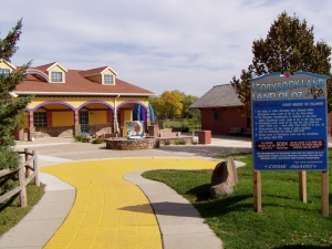 Storybook Land Visitors Center