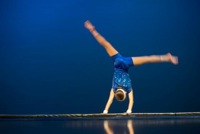 Cartwheel Gymnastics Arcc dance programGymnastics Silhouette Cartwheel