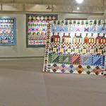 Gallery view, Row by Row Quilt Challenge Show
