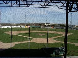 Fossum Baseball Field