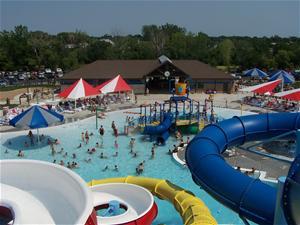 City Community Center Water Park Aberdeen