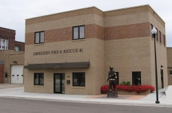 Aberdeen Headquarters Fire Station