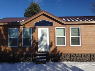 Cabin 21 Front