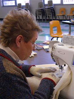 Sewing Machine Class