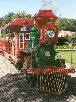 Storybook Land Express Train Ride